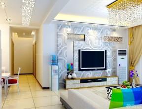 客厅电视背景墙设计图 农村住房设计图