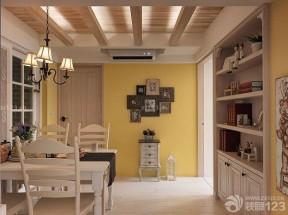 家裝餐廳設計 地中海風格家居設計
