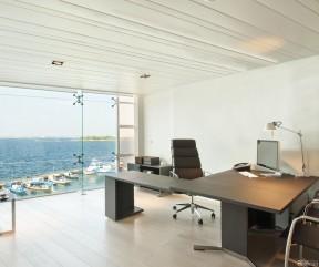 高层写字楼设计图 小办公室装修效果图片
