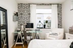 臥室裝修設計 書桌設計圖
