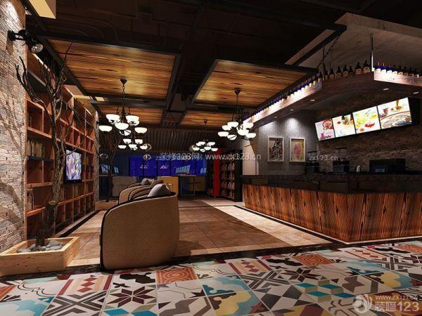 主题网吧装修技巧 1,灯光设计    在网吧装修中,灯光分为主照明