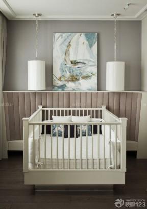 兒童房床 新古典裝修案例