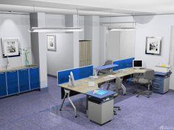 經典公司辦公室背景墻裝飾效果圖