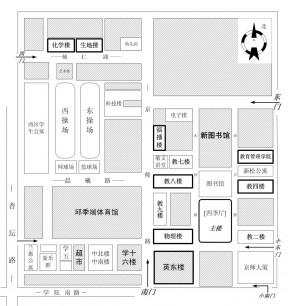 教学楼平面图设计