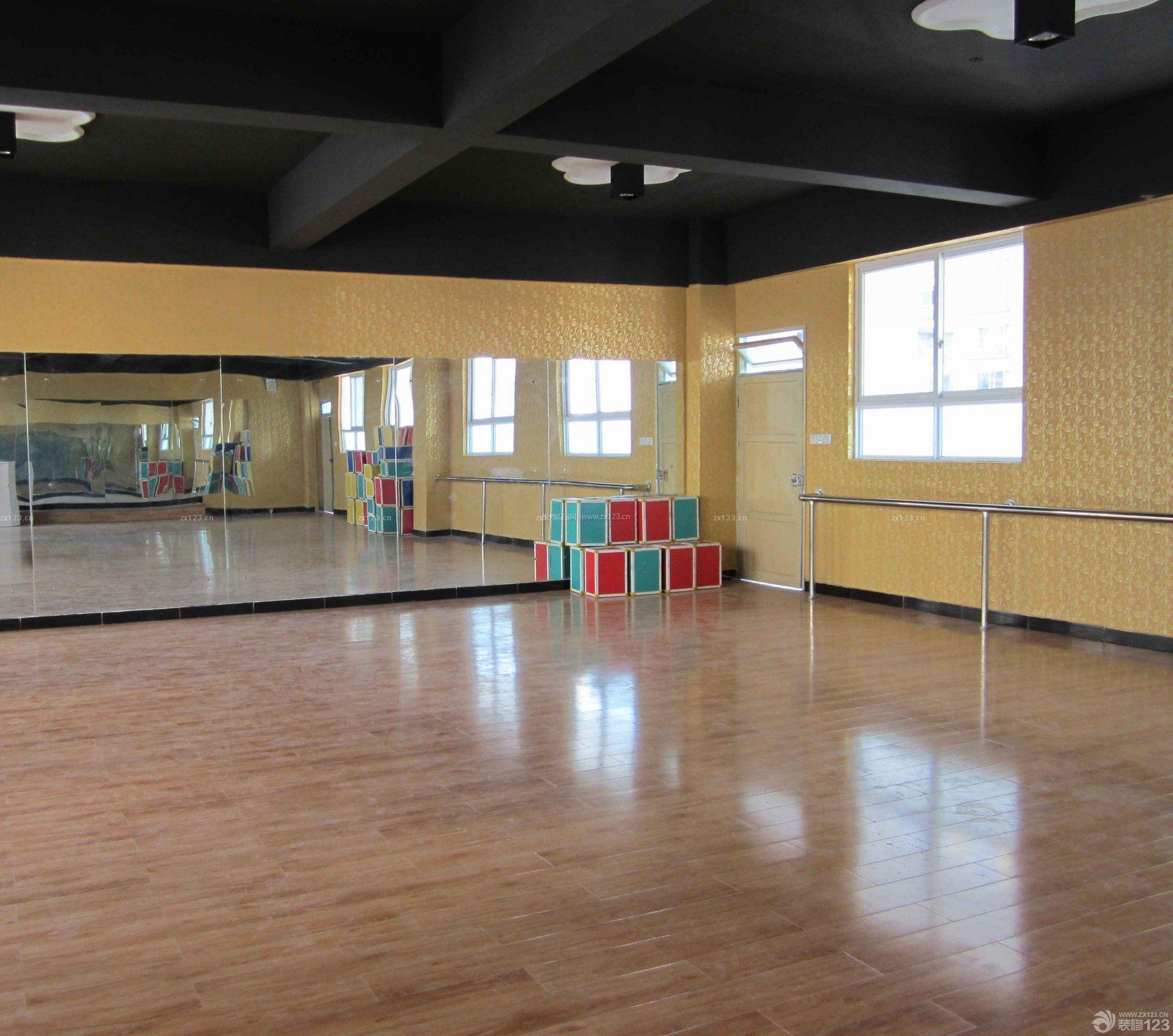 少儿学校舞蹈室天花板设计图片