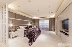 新古典主臥室案例裝修設計