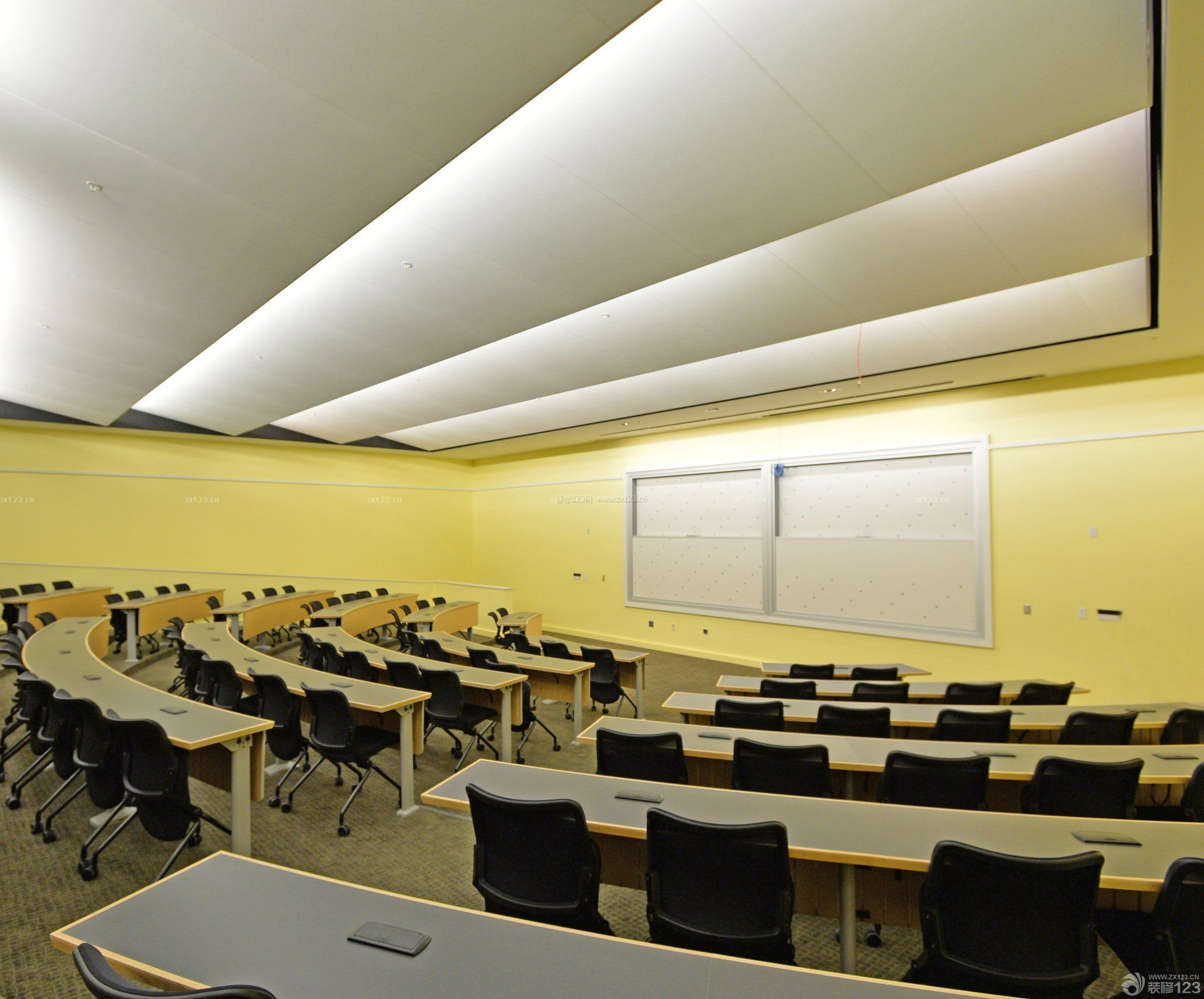 国外学校教室窗户装修设计图图片
