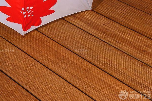 竹木地板应该叫做竹木复合地板,是竹材与木材想结合产生的地板.