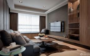 房子客廳裝修圖片 窗簾效果圖