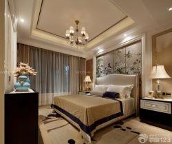 新古典主臥室裝修效果圖片