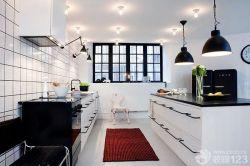 櫥柜中島開放式廚房裝修效果圖片