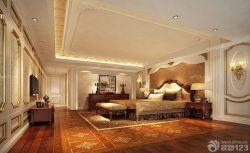 家裝臥室雙人床設計圖