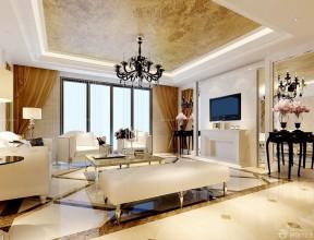 客廳裝飾效果圖大全 客廳吊頂裝飾效果圖