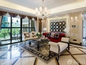 客廳家具 新古典歐式風格