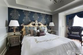 臥室墻紙 臥室床頭背景墻