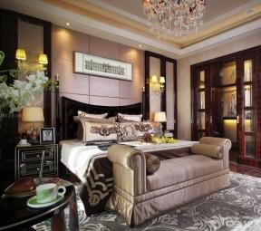 臥室床效果圖 新古典 裝修效果圖