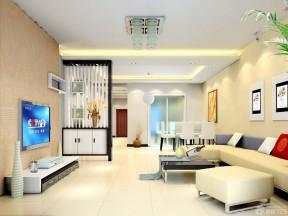 現代簡約客廳吊頂 吊頂圖片