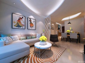泰式裝修 簡約客廳裝修效果圖大全2015圖片