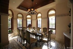 泰式餐廳裝修效果圖 別墅室內設計裝修效果圖片