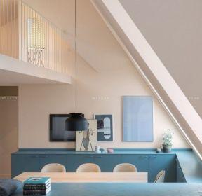 复式房子阁楼厨房设计-每日推荐