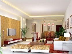 室內客廳高度裝修設計方案