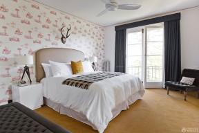 小面積臥室裝修效果圖 臥室壁紙裝修效果圖