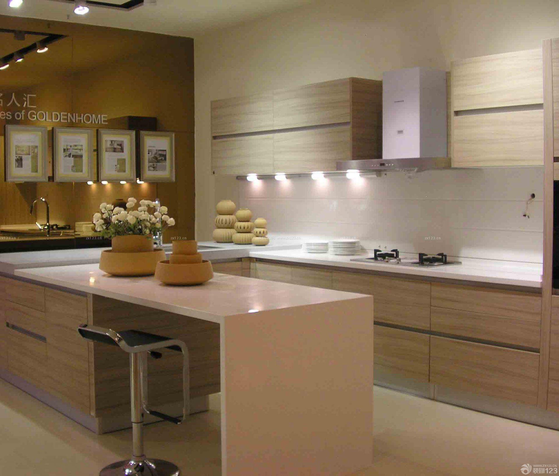 金牌橱柜展厅设计装修效果图片图片