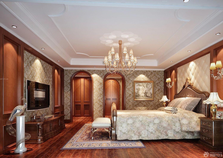 欧式精致公主卧室门装修效果图片大全