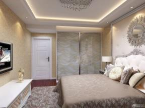 臥室門圖片大全 小戶型歐式裝修