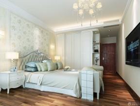 臥室門圖片大全 北歐小戶型