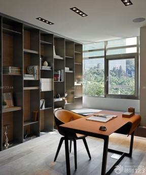 書房裝修圖 書柜設計