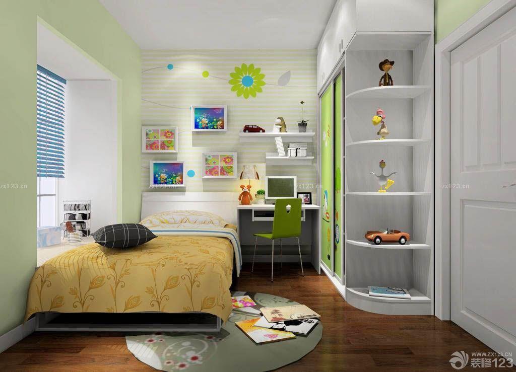 别墅厨房橱柜中岛装修效果图片