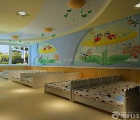 幼儿园装修设计效果图 背景墙画图片