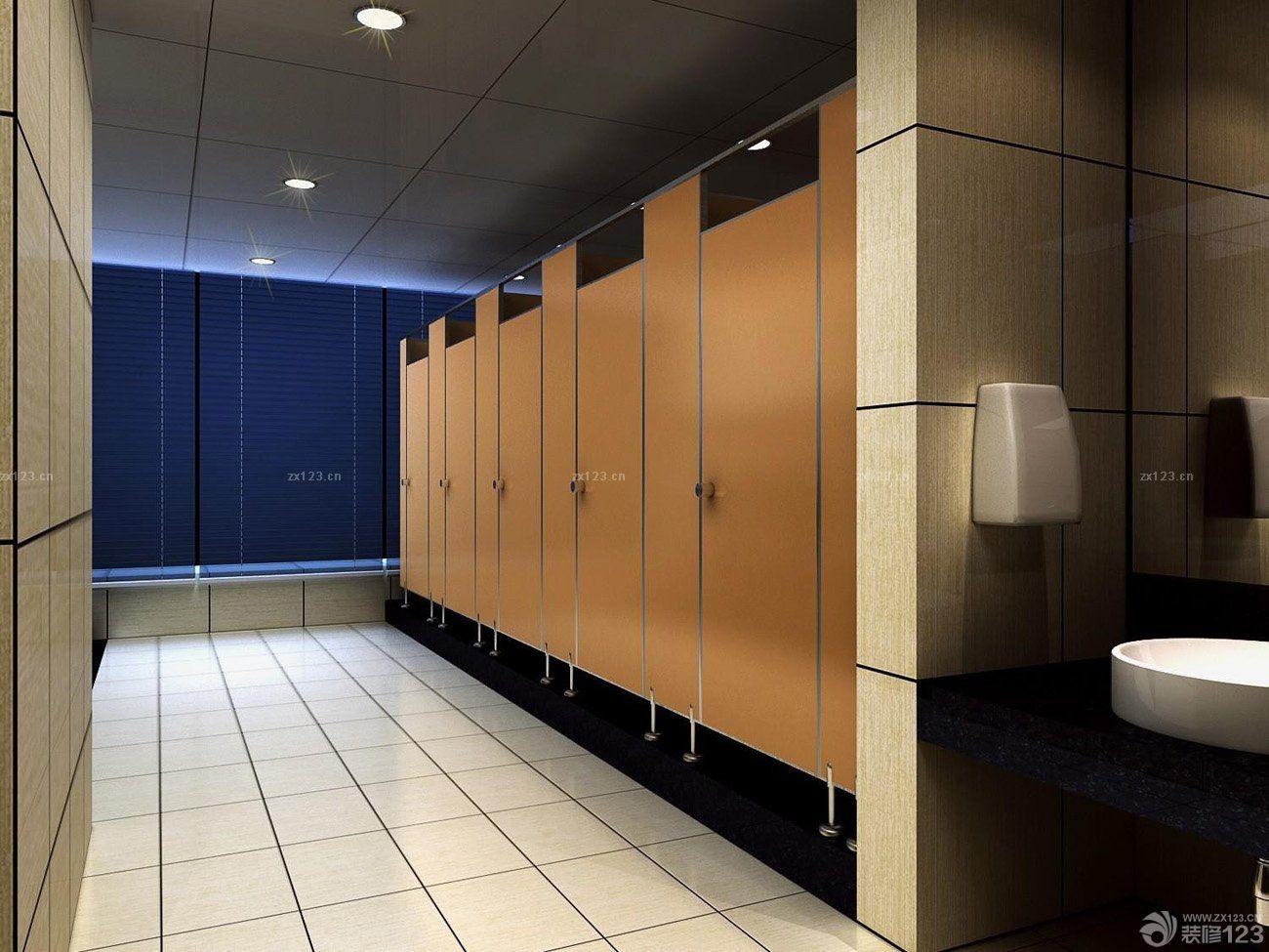 工装效果图 卫生间 医院卫生间天花板吊顶装修效果图片 提供者:   ←