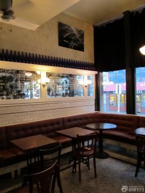 复古酒吧装修设计