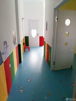 幼儿园走廊过道主题墙饰布置图片