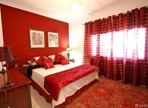 婚房卧室布置效果图 农村自建别墅图片