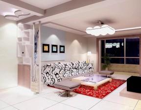 客厅玄关装饰 农村住房设计图