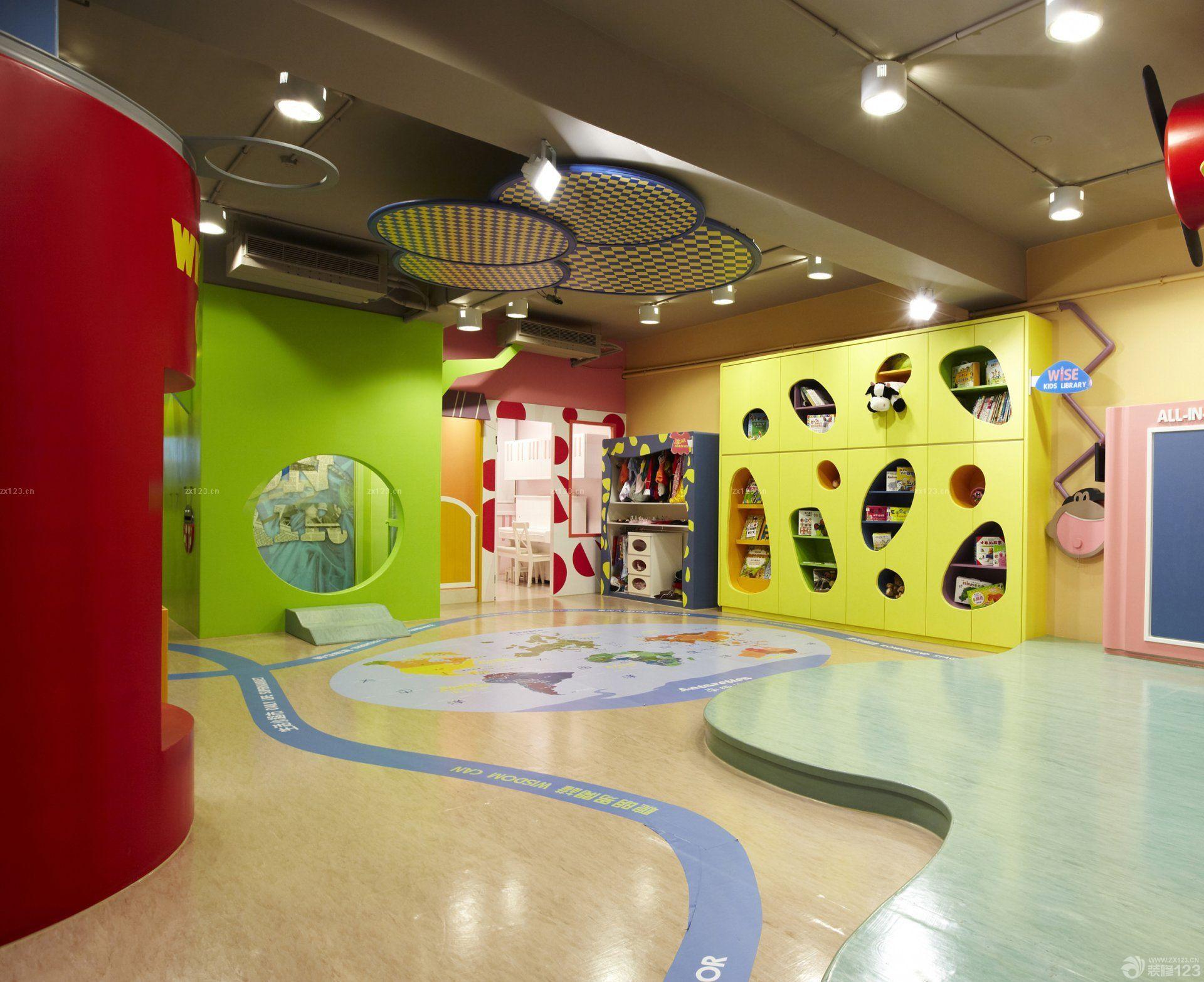 幼儿园房子简笔画设计图展示