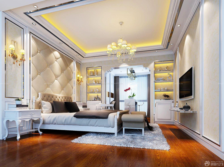 欧式家装卧室壁橱装修设计效果图大全2015图片图片