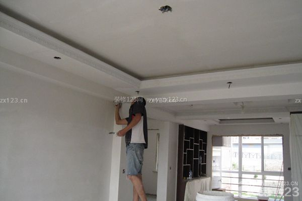 墙面刷油漆步骤详解_装修施工_装修123