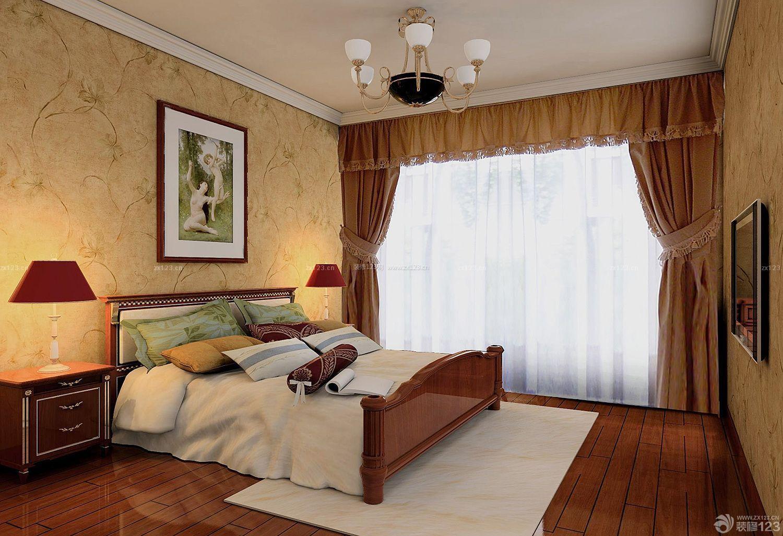 欧式巴洛克风格婚房卧室装修效果图大全2015图片图片