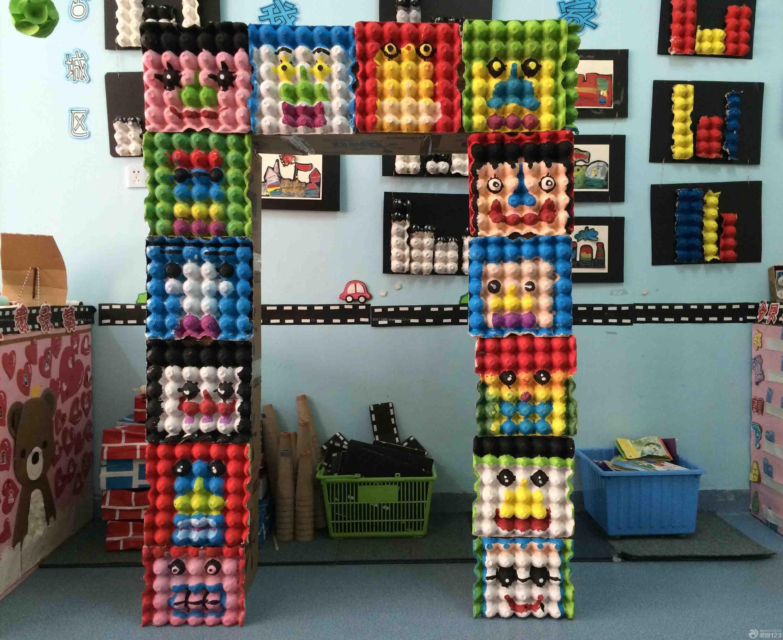 武汉幼儿园室内装饰装修效果图