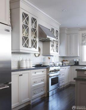 農村廚房裝修效果圖 現代室內裝修