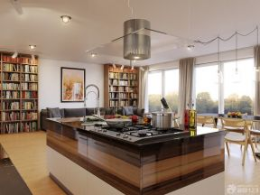 廚房裝修設計圖 廚房灶臺設計