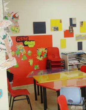 2019幼儿园室内环境布置图片