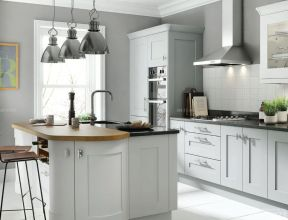 厨房装修图片效果图 时尚家装