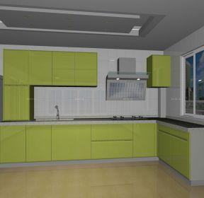 現代室內裝修農村廚房設計圖-每日推薦