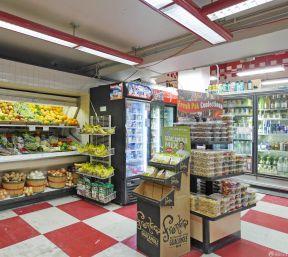 济南小超市装修图片