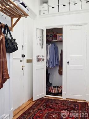 北欧风格衣柜
